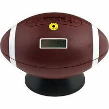 Sports Themed Digital Coin Counting Bank by TG - Football - Great for Kids