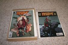 HELLBOY # 7 DARKHORSE COMICS & HELLBOY 'THE CORPSE  2004