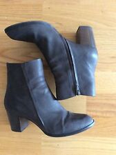 Coclico Adrienne Ringo Smudge Leather Ankle Boot 38
