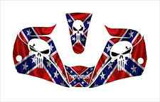 LINCOLN VIKING 2450 3350 WELDING HELMET WRAP DECAL STICKER punisher  jig welder