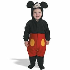Mickey Mouse Boys Costume Toddler ( Size 12-18 Months )