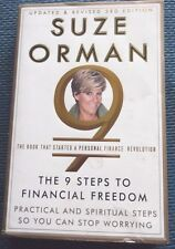 SUZIE ORMAN 9 STEPS TO FINANCIAL FREEDOM, AS NEW, WEALTH SUCCESS, STRATEGIES