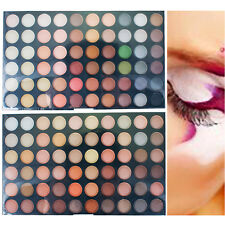New 120 Colors Makeup Eye Shadow Shimmer Matte Cosmetic Eyeshadow Palette Set