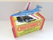 Matchbox Superfast 2d S2 Jet - White Wings 'VIPER' - Mint/Boxed