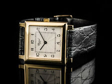 Chopard Classic Square 750/000 GG-ID 7801-di luxus4you