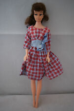 Camay Denise Linda Suzette teenage Barbie clone doll brunette hair 60's