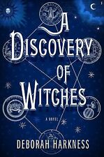A Discovery of Witches (Basic)-ExLibrary