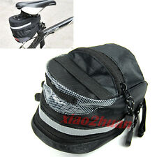 New Universal Bicycle Seat Pack Pouch Bike Saddle Bag Cycling Accessory