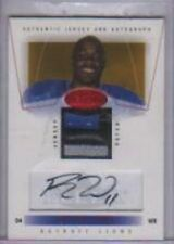 ROY WILLIAMS 2004 HOT PROSPECTS RED HOT #88 ROOKIE AUTO PATCH /50