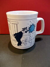 Collection mug Kuifje Kapitan Haddock - Planta 1980