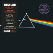 PINK FLOYD-THE-DARK SIDE OF THE MOON LP VINILE REMASTERED 180GR NUOVO SIGILLATO