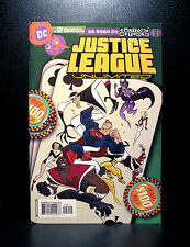 COMICS: DC: Justice League Unlimited #2 (2004) - RARE (figure/batman/flash)