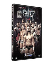 Official TNA Impact Wrestling One Night Only: Gut Check 2015 Event DVD
