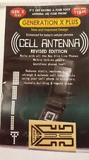 Cell Phone Antenna Signal Booster AT&T, T-Mobile: Samsung GALAXY S3/S4/S5 Note