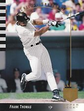 Ryne Sandberg 1993 Upper Deck SP  8x10 Card #260 Chicago White Sox LE Bassball