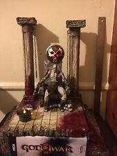 Custom Diorama GOD OF WAR!!!Marvel Legends/neca/Mcfarlane/must See!!