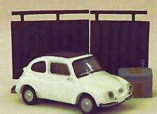 "NEW! SUBARU 360 Mini PLASTIC Car DIORAMA Figure 1.7"" 4.5cm JAPAN / UK SELLER"
