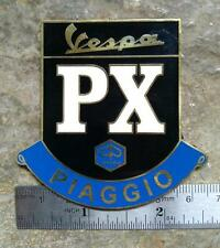 VESPA PX 150 200 125 FOR SALE BADGE PARTS VINTAGE PRICE SEAT SERIES serie PRIMA