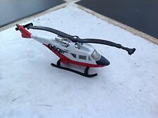 MATCHBOX DIECAST JAMES BOND 007 HELICOPTER LICENCE TO KILL MOVIE 1989 SET ONLY