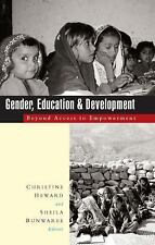 Gender, Education and Development: Beyond Access to Empowerment-ExLibrary