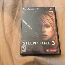 Silent Hill 3 (Sony PlayStation 2, 2003) - Complete Tested Playable