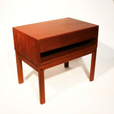 DANISH TEAK KOMMODE BESTELLTISCH SIDEBOARD CHEST OF DRAWERS DENMARK SIDE TABLE