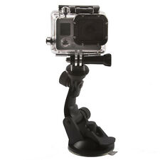 Car Mount Suction Accessories for Gopro SJCAM SJ4000 Go Pro Action camera
