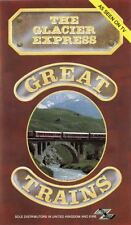Great Trains - The Glacier Express - VHS Video