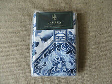 ONE Pair Ralph Lauren PALM HARBOR KING Pillowcases New Sealed !!!
