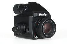 Mamiya 645 E + 80 mm F2,8 Sekor Kit nagelneue Lagerware für Sammler