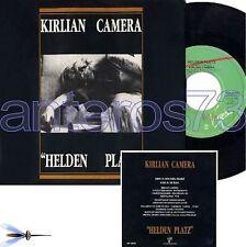 """KIRLIAN CAMERA """"HELDEN"""" RARE 45RPM ITALO DISCO ELETTRO"""