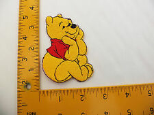 EMBROIDERED Winnie the pooh1  #37 Iron On / Sew On Patch