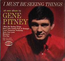 "GENE PITNEY ""I MUST BE SEEING THINGS"" POP ROCK 60'S LP   MUSICOR 2056"