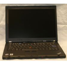 IBM Thinkpad Lenovo T400 P8600 1440x900 14,1 Zoll Wlan Bluetooth 160GB (FA00)