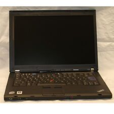 IBM Thinkpad Lenovo T400 P8600 1440x900 14,1 Zoll Wlan Bluetooth B-Ware 160GB