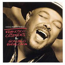Cespedes, Francisco Con El Permiso De Bola CD