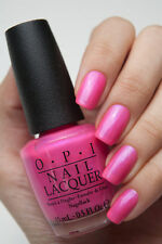 Hotter Than You Pink N36 OPI nail lacquer/ Nagellack Neon Sammlung pink