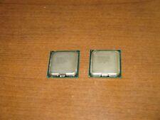 x2 GENUINE!! INTEL PENTIUM E5300 2.6GHz DUO CORE 2M LGA775 CPU PROCESSOR SLB9U