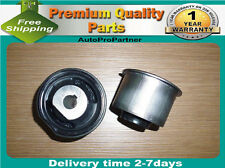 2 FRONT ISOLATOR BUSHING JEEP LIBERTY 02-03 DODGE NITRO 07-13