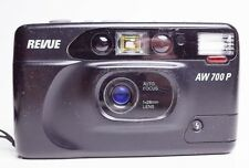 Revue AW 700P PANORAMA 35MM FILM CAMERA 28MM WIDE FIX LENS MADE IN W. GERMANY