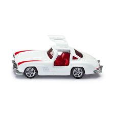 Siku 1470 Mercedes 300SL Flügeltüren weiß - neue Felgen (Blister) NEU!°