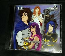 Mysterious Song PC ENGINE/ TURBOGRAFX-16 2014 Release Version