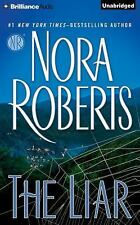 THE LIAR unabridged audio book on CD by NORA ROBERTS