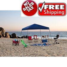 Portable Canopy Tent 12x12 Outdoor Picnic Patio Beach Garden Sun Shade Shelter