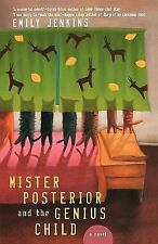 Mister Posterior and the Genius Child, Jenkins, Emily, Good Book