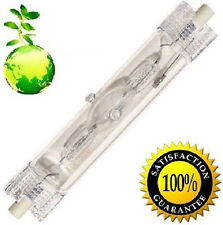 150W HQI Metal Halide 6400K Yellow Double Ended Plant Aquarium Light Bulb