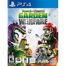 Plants Vs Zombies Garden Warfare PS4 Game Brand New