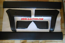 FIAT PANDA Super 1986 -  2003 KIT 6 MODANATURE LATERALI