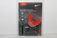 Nike Max Intake Mouth Guard, Orange,  Size: Adult