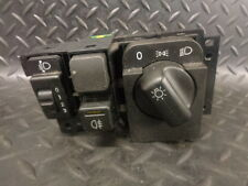 2003 SUZUKI WAGON R 1.3 GL 5DR HEADLIGHT / HEADLIGHT ADJUSTER & FOG SWITCHES